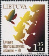 Litauen 2010, Mi. 1034 ** - Lituania