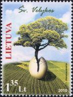 Litauen 2010, Mi. 1035 ** - Lituania