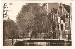 Amsterdam - Oude Pakhuizen Uit 1636 A. D. Kromboomsloot - 1951 - Amsterdam