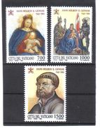 XAX124 VATICAN  1993   MICHL  1194/96 ** Postfrischer SATZ   SIEHE ABBILDUNG - Vatikan