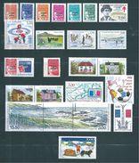 Timbres De St Pierre Et Miquelon Année 1998  Complète Neufs ** N°663 A 685 - Neufs