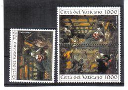 XAX136 VATICAN  1994   MICHL  1133/35 ** Postfrischer SATZ SIEHE ABBILDUNG - Vatikan