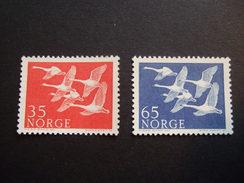 NORWAY 1956. MICHEL 406/07.   MNH**. E50NVT - Norvège