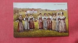 Females Appenzellerinnen   Ref 2651 - Europe