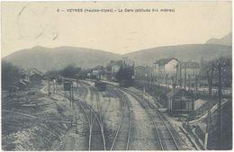 05 – Veynes – 6 La Gare ( Altitude 814 Mètres ) - Autres Communes