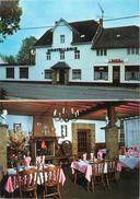 "CPSM BELGIQUE ""Robertville, Hotel Restaurant La Frequence"" - Waimes - Weismes"