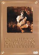 """D-V-D  Patrick Bruel  """"  Entre Deux à L'Olympia  """" - Concert & Music"""