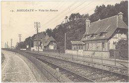 14 – Houlgate – Villa Les Ronces (ligne Chemin De Fer) - Houlgate