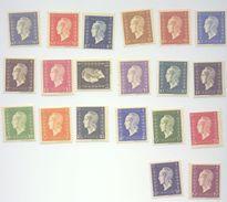 682 Au 701 - Série De Londres- Marianne De Dulac (1945) - 1944-45 Marianne Of Dulac