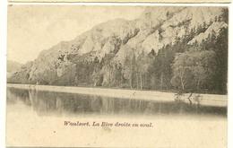 Waulsort La Rive Droite En Aval - Hastière
