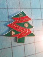 Pin2017 Pin´s Pins / Beau Et Rare / SAPIN DE NOEL STARPIN'S EUROPE 1 ET GIRAUDY - Christmas