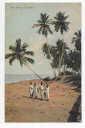 Ceylon - Colombo - Sea Shore - Plate & Co - Sri Lanka (Ceylon)