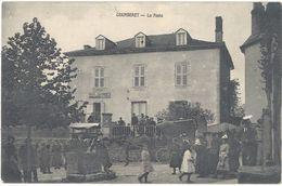 19 – Chamberet – La Poste ( Diligence ) - France