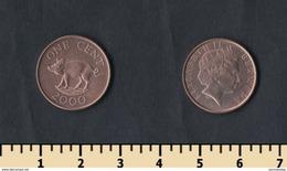 Bermuda 1 Cent 2000 - Bermuda