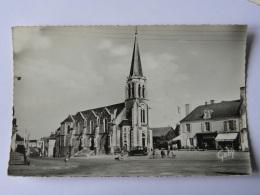 CPSA (72) Sarthe - LA SUZE - Eglise Saint-Julien - La Suze Sur Sarthe