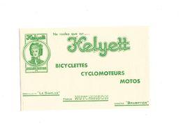 Buvard Bicyclette Helyett - Blotters