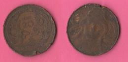 20 Centesimi Fiera Milano 1908 - Monetary/Of Necessity