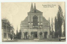 Tongre-Notre-Dame  *  Façade De L(Eglise - Chièvres