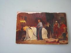 Repin, Auferweckung Des Jairus Tochterleins, 1918 - Peintures & Tableaux
