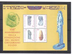 XAX87 VATICAN  1989   MICHL  BLOCK 11 ** Postfrisch SIEHE ABBILDUNG - Vatikan