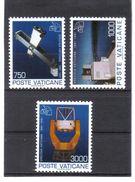 XAX102 VATICAN  1991   MICHL  1040/42 ** Postfrischer SATZ SIEHE ABBILDUNG - Vatikan