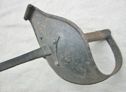 Sabre Escrime Ancien 19éme Antique Sword Blade Fencing - Armes Blanches