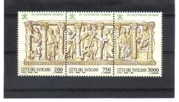 XAX118 VATICAN  1993   MICHL  1090/92  ** Postfrischer SATZ SIEHE ABBILDUNG - Vatikan