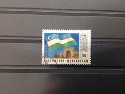 Oezbekistan / Uzbekistan - 1 Jaar Onafhankelijkheid (1.00) 1992 - Uzbekistán