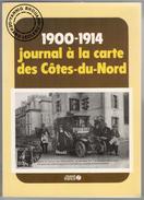 Catalogue Cartes Postales Anciennes Côtes Du Nord Brocard Leclerc édition Ouest France 1985 état Superbe - Livres