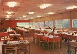 """CPSM FRANCE 45 """"Neuville Aux Bois, OCCAJ Chamerolles, La Salle Du Restaurant"""" - Other Municipalities"""
