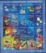Christmas Island 2004 Underwater Mint Never Hinged - Christmas Island