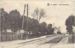 21 – Dijon – Gare Porte-Neuve - Dijon