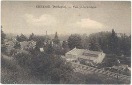 24 – Creysse ( Dordogne ) – Vue Panoramique (chemin - Autres Communes