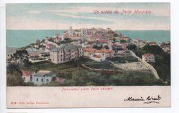 UN SALUTO DA PORTO MAURIZIO (IMPERIA) - PANORAMA VISTO DALLA COSTERA - Italy