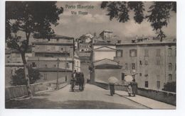 PORTO MAURIZIO (IMPERIA) - VIA NIZZA - Italy