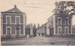 62. CALAIS. CPA. ABATTOIR MUNICIPAL. . ANNÉE 1914 - Calais
