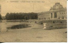 Tervueren - Le Palais Colonial. Vue Vers L'Ancien Musée (001073) - Tervuren