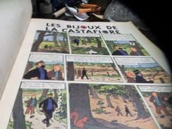 1963.BANDE DESSINEE HERGE /LES BIJOUX DE LA CASTAFIORE. - Hergé