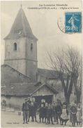54 – Charmes La Cote – L'église Et Le Lavoir – Edition Thiébaut - France