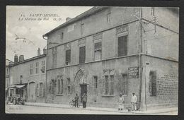SAINT MIHIEL La Maison Du Roi (Goffin) Meuse (55) - Saint Mihiel