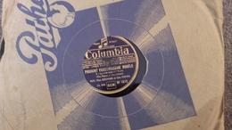 78 T Chanson Max Regnier Et Géo Pomel - 78 Rpm - Schellackplatten