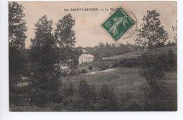 SAINT SEVERE (36) - LE MOULIN - France