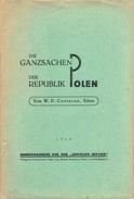GANZSACHEN DER REPUBLIK POLEN - Entiers-Postaux De La République Polonaise - Papeterii Rzeczypospolitej Polskiej - 1940 - Interi Postali