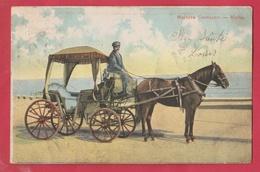 Malta / Malta - Maltese Carrozzin  - 1905 ( See Always Reverse ) - Malta