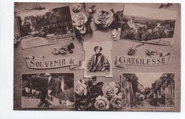 SOUVENIR DE GARGILESSE (36) - VUE GENERALE - France