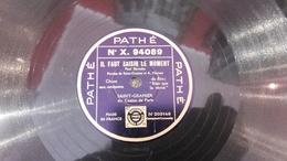 78 T Chanson Saint Granier - 78 Rpm - Schellackplatten