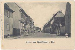 Gruss Aus Hochfelden I. Els. - France