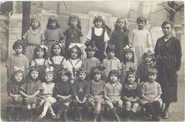 69 – Caluire - Carte-photo Ecole, Photo Demièrre - Caluire Et Cuire
