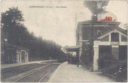69 – Condrieu – La Gare - Condrieu