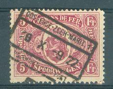 """BELGIE - OBP  TR 131 - Cachet   """"OOSTENDE-ZEEH.-MARIT. 1 - VOORHAVEN-AVANT PORT"""" - (ref. 14.348) - 1915-1921"""